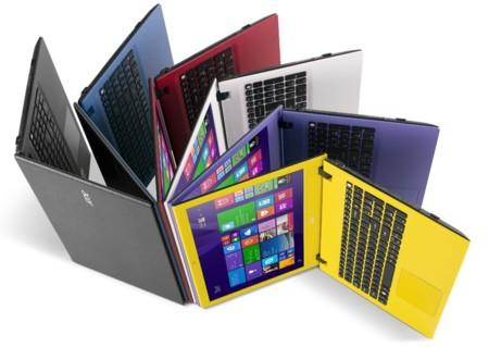 Acer renueva su gama de portátiles y la adereza con un Chromebook de 15,6 pulgadas
