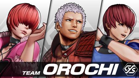 team Orochi