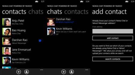 Llega la beta de Nokia Chat, pero no para todos los países