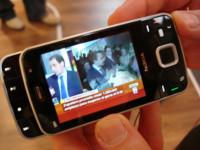 Televisión en el Nokia N96