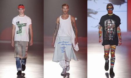 Las Tendencias De Moda Que Vimos En Los Desfiles De La 080 Barcelona Fashion 201902