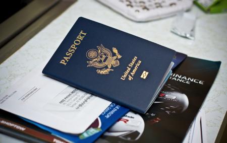 Pasaporte Estados Unidos