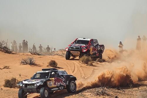 Dakar 2021: Horarios, favoritos para ganar en coche y dónde seguir cada etapa en directo