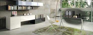 Hook, la colección de Karim Rashid para Newform Ufficio para crear una zona de trabajo en casa