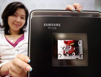 Pantalla LCD de 3 pulgadas para cámaras fotográficas