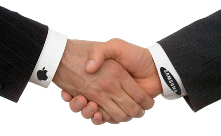 Apple y Samsung podrían llegar a un acuerdo