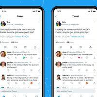 Twitter copia a Reddit: habrá votos positivos y negativos a los comentarios pero los negativos no serán públicos