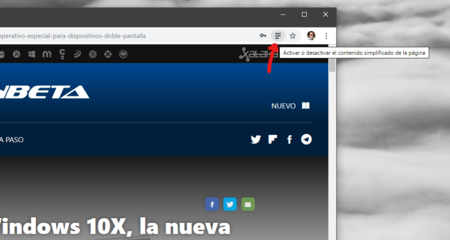 Reader Mode Chrome