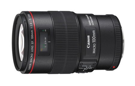 Nuevos objetivos Canon: EF 100mm f:2.8L Macro IS, EF-S 15-85mm IS, EF-S 18-135 IS