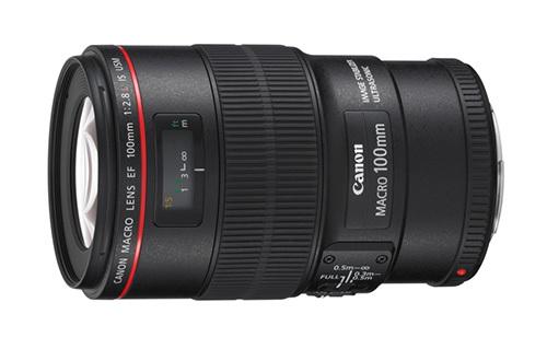 Nuevos objetivos Canon: EF 100mm f:2.8L Macro IS, EF-S 15-85mm IS, EF-S 18-135 IS