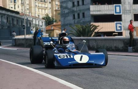 Stewart Monaco Tyrrell Formula1