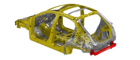 Mazda 2 Hb Estructura