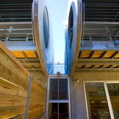 Foto 9 de 17 de la galería casas-poco-convencionales-adosados-futuristas-en-sydney en Decoesfera