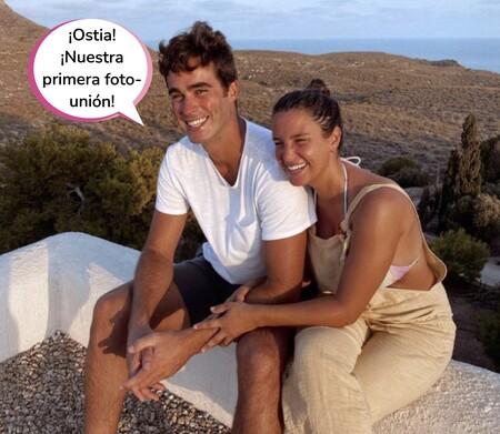 Marta Pombo celebra su relación con el guapérrimo dentista Luis Zamalloa con esta primera foto dedicada en Instagram