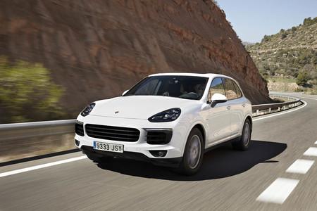 Prueba Porsche Cayenne Diesel