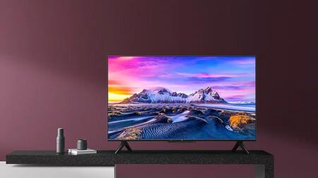 La Xiaomi Smart TV P1 de 50 pulgadas alcanza su precio mínimo en Amazon: 4K y Android TV por menos de 450 euros