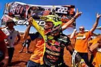 Antonio Cairoli de nuevo Campeón del Mundo de MXGP (y van ocho)