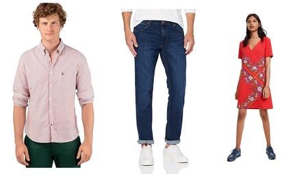 Chollos en tallas sueltas de pantalones, camisetas y sudaderas de marcas como Pepe Jeans, Superdry, Desigual o El Ganso en Amazon
