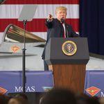 Donald Trump quieres crear una nueva Fuerza Armada: una Fuerza Espacial