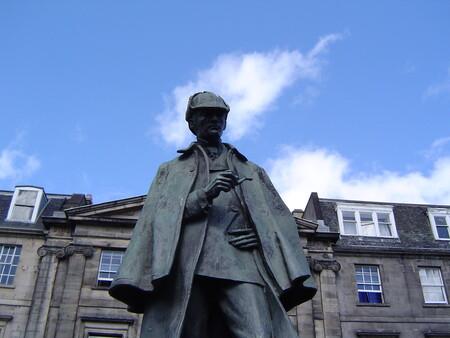 Sherlock Holmes Edimburgo