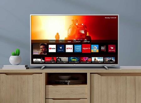 Esta smart TV 4K Philips es un chollo: 58 pulgadas, con Dolby Vision y Atmos y rebajadísima a 423 euros en Amazon y MediaMarkt