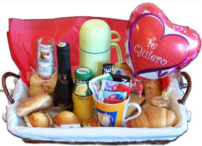 Desayunos para regalar con Regalo Original