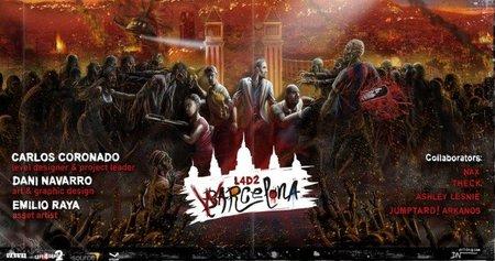 'Left 4 Dead 2' podría contar con zombis en Barcelona gracias a Warcelona