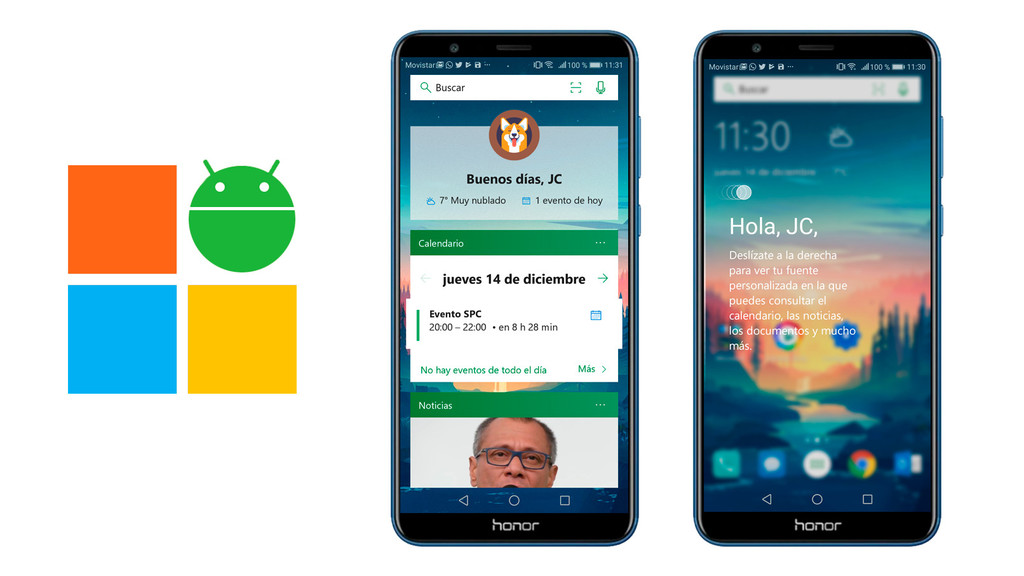 Your Phone Companion es el nombre de la aplicación de Microsoft℗ en <strong>Android℗</strong> que nos da acceso a todas sus aplicaciones&#8221;>     </p> <div class=