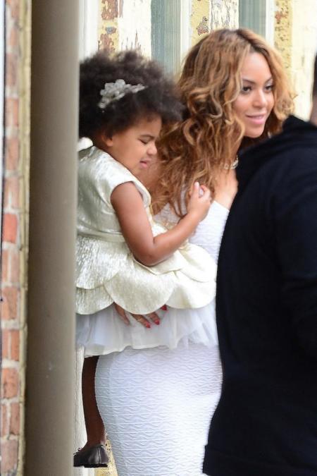 Solange Boda Beyonce Detalle Hija