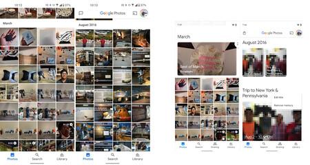 Google Photos Design 3