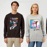 Camisetas, sudaderas o jerséis Marvel y DC Comics con un 20% de descuento utilizando este cupón