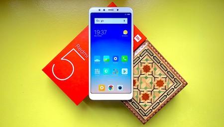 Xiaomi Redmi 5, análisis: no hace falta ser enorme para tener una gran autonomía