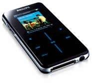 Philips GoGear SA9200, a por el iPod nano