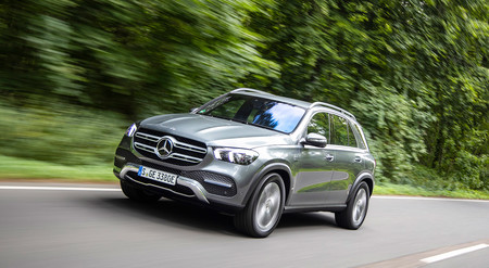 Mercedes-Benz GLE 350 de 4MATIC, precio para España
