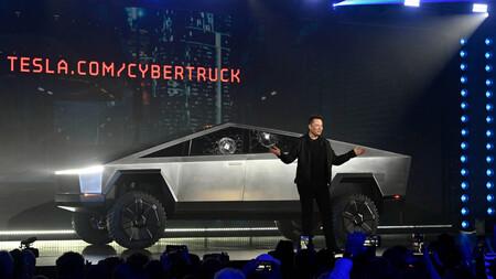 Tesla Cibertruk Musk