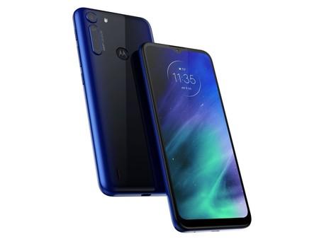 Motorola One Fusion Mexico Camara
