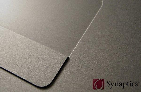 Synaptics presenta ClickEQ, y potencia las posibilidades multitáctiles de sus trackpad TouchPad-IS