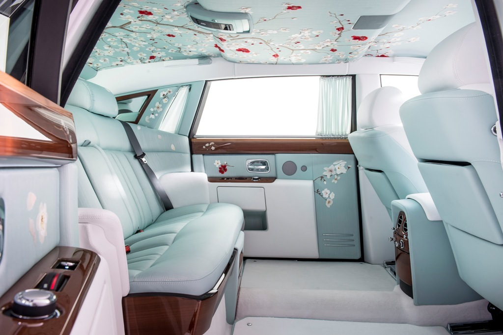 Foto de Rolls Royce Serenity (1/13)