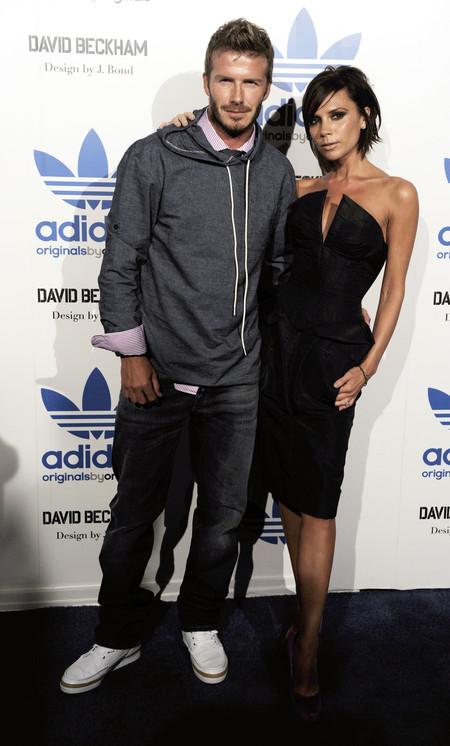 David Y Victoria Beckham 20 Aniversario Boda 2009