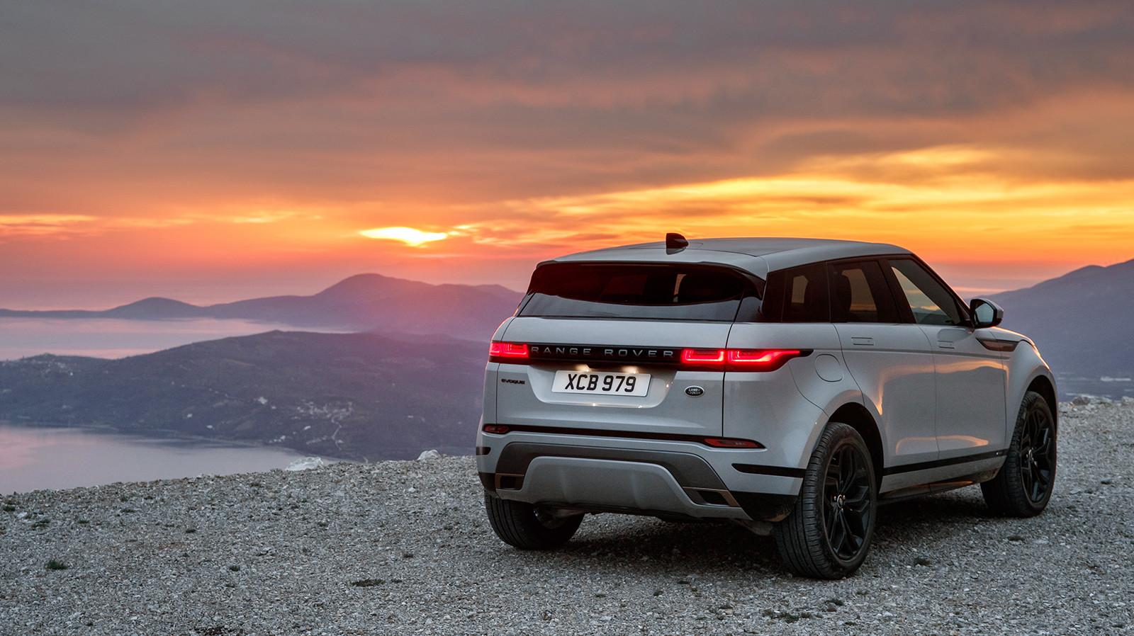Foto de Range Rover Evoque 2019 (32/45)