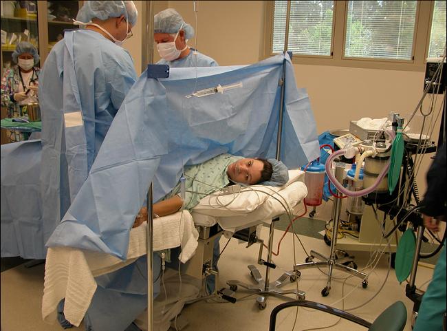 como curar herida de cesarea infectada