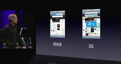 Comprueba la velocidad de conexión de tu iPhone