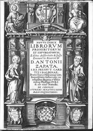'Index Librorum Prohibitorum', el índice de libros prohibidos por la Iglesia Católica (I)