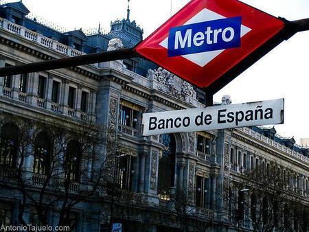 El Banco de España interviene el Banco de Madrid