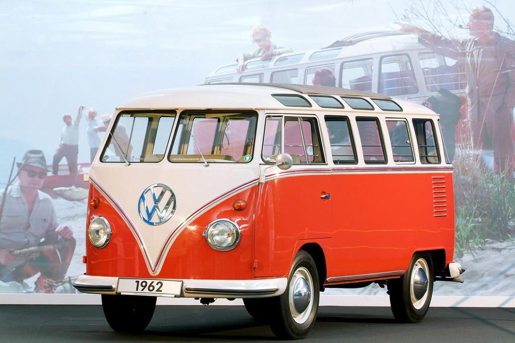 Foto de 60 años del Volkswagen Bully (29/34)