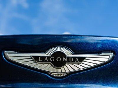 Aston Martin revivirá el nombre Lagonda para competir con Rolls Royce y Bentley