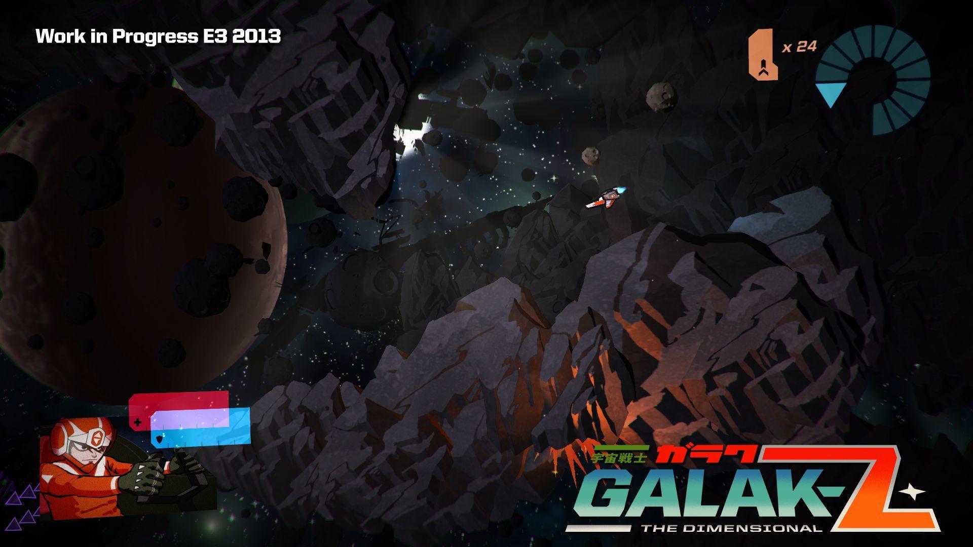 Foto de Imágenes de Galak-Z: The Dimensional (1/4)