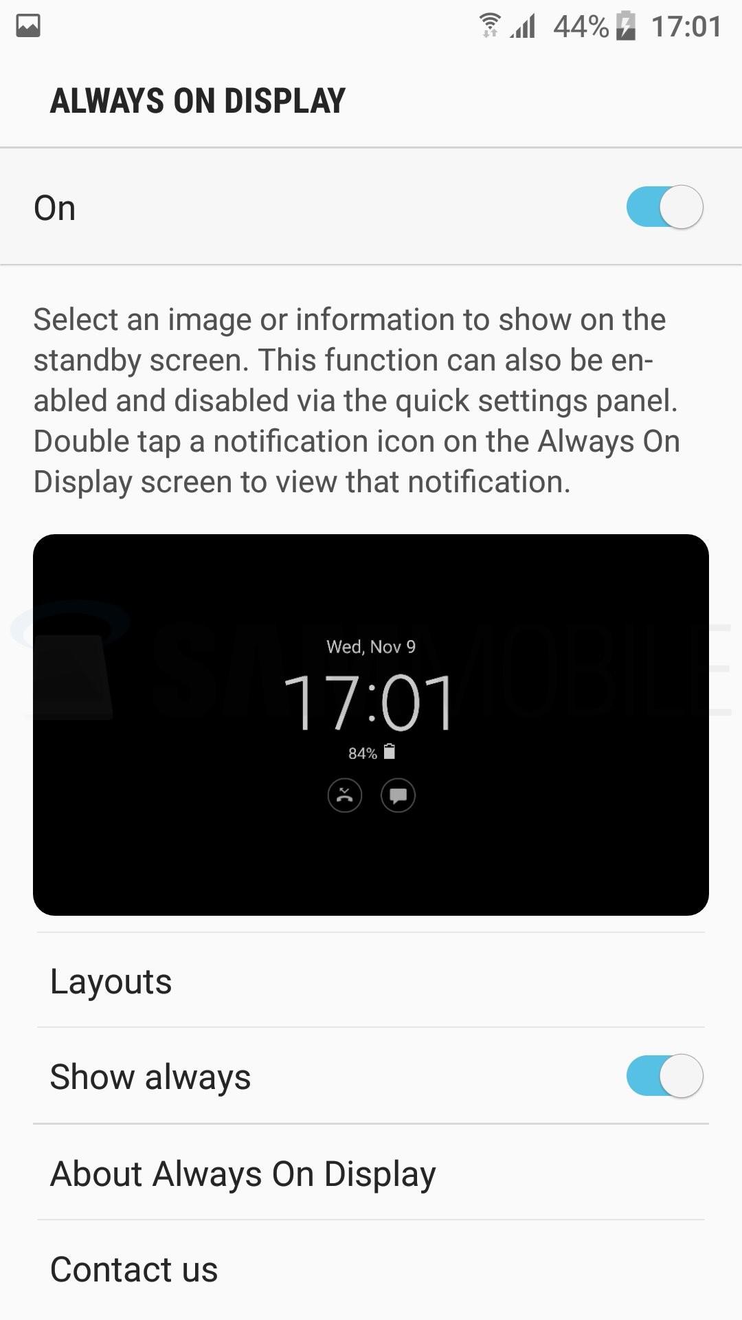 Foto de Capturas Android 7.0 Nougat en el Samsung Galaxy S7 (62/65)