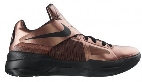 Foto de Nuevas zapatillas Nike Zoom KD IV (1/5)