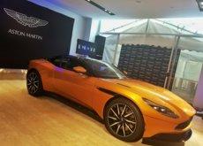 Si te sobran 315,000 USD, ya puedes pedir en México el nuevo Aston Martin DB11
